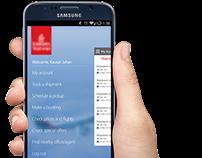 Emirates SkyCargo Mobile App Concept