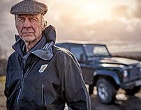 Land Rover Ambassadors 70th Anniversary portraits