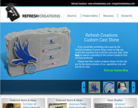 Website - Refresh Creations & StoneyCreek