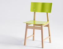 Fast Casual Chair