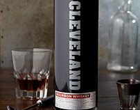 Cleveland Whiskey Packaging & Logo Design