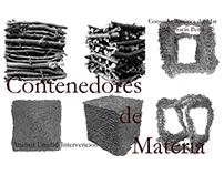 2014-2-ANÁLISIS U.I. INTERVENCIÓN-ContenedoresMateria
