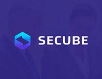 Secube - branding (unused proposition)