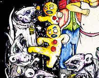"Poster ""The nutcracker"" 2014."