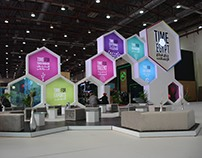 Time For Egypt booth ICT 2016