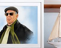 iPad Pro Painting + Procreate