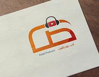 Adab Podcates Logo