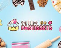 Taller de Pastissets Branding and Identity