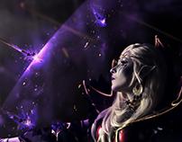 Eruina, Dark prophet