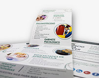 Flyers: design&production