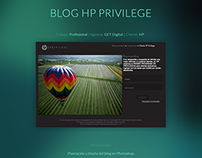 BLOG HP PRIVILEGE