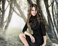 Carolina Pampita Ardohain para Nazaria