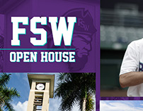 FSW Open House Postcard