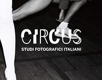 CIRCUS STUDIOS - Corporate identity