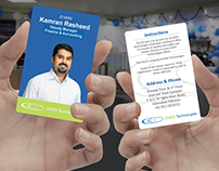 Employee ID Card Revamp | Ovex Technologies Pakistan