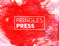 Pringles Press: Editorial and Identity Design