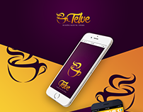 Telve - Coffe Fortunes Application Design