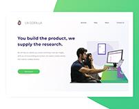 UX Gorilla Service
