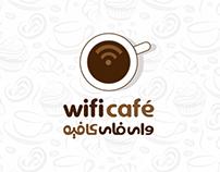 wifi cafe Branding