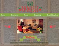Radijsje Website Design