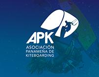 Logo Asociación Panameña de Kiteboarding