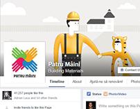 Patru Mâini - Facebook Community Management