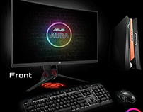 Asus Reveals New FreeSync 3 HDR Curved Monitor