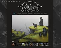Portfolio website project