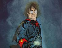 Illustration - The Boy Who Lived