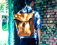 Dida. Large Roll-over backpack