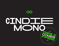Cindie Mono | Commercial Type Family