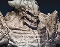 Gargoyle 3D