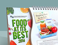 Robinsons Supermarket 2014 Calendar