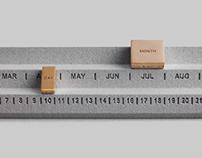 Perpetuum Calendar /