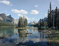 Canadian Rockies Landscapes