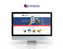 GO COMPRAS | website