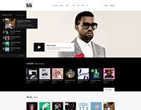 lili concept design (Adobe Experience Design CC)