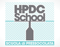 HPDC School brand design