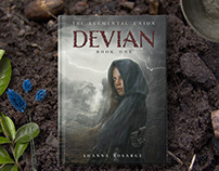 Devian // Book Cover and Layout