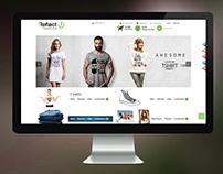 Online Shopping UI/UX