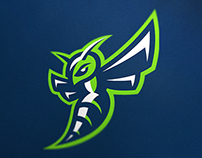 Esport logo Unique