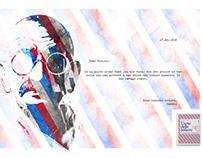 L'arte delle lettere - Print Campaign