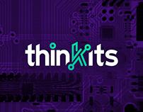 Thinkits Logo Design & Initial Concepts