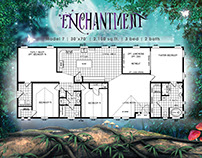 Enchantment Sales Flyer for Clayton Homes