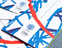 Identidad visual Chile en Expo Shanghai 2010