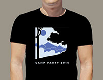 Camp Party T-Shirt