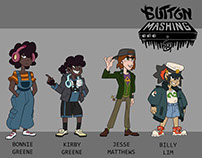 Button Mashing - Characters
