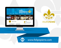 Web Design | Website FELIPEPIERRE