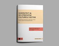 Diversiteit In De Utrechtse Culturele Sector - Booklet