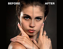 Photoshop editing / photo retouch